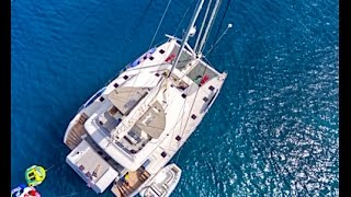 Catamaran Altesse Virgin Islands Crewed Luxury Yacht Charters