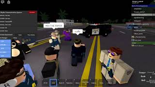 Blythe Police Department | Patrol! (ROBLOX)