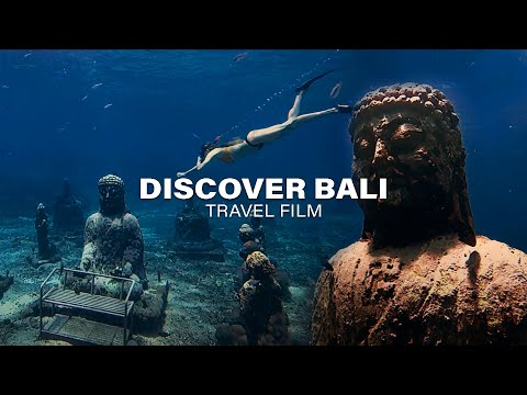 Discover BALI & THE UNDERWATER BUDDHA TEMPLE