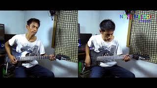 Gambar cover Bunga Surga Versi Moneta l Guitar Cover By Hendar l
