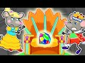Mouse Family Channel 🍒 Pretend Play Princess | Cartoon for Kids