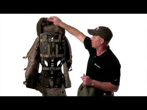 The Ultimate Hunting Pack  Tenzing CF13