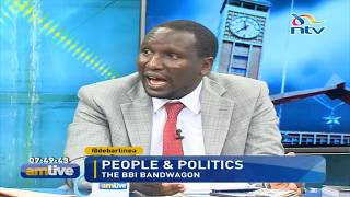 MPs are apparently paid KSh 100,000 each to attend BBI rallies - Cheruiyot