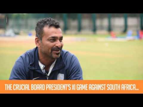 Interview with coach of Karnataka and former RCB batsman J Arun Kumar
