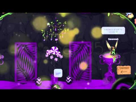 Pixie Hollow - 300 Subs Music Video Party Invitation