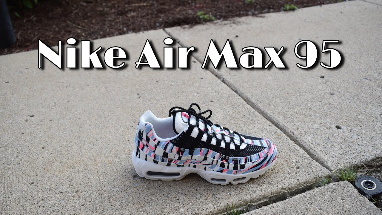 Nike Air Max 95 Korea Unboxing & On Feet Review