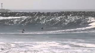 THE WEDGE - Huge Wave Compilation August 27, 2014 Newport Beach CA