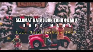 Lagu Natal Terbaru 2019/2020 (bikin sedih😢)in the man  audio