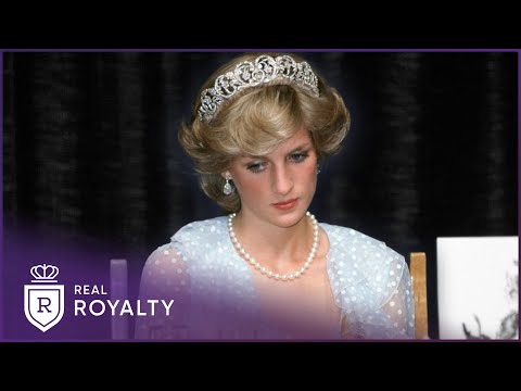 A Portrait Of Diana | A Princess Under Pressure | Real Royalty