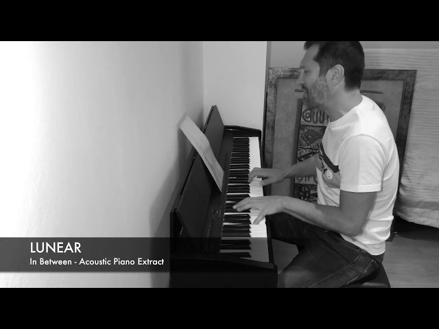 Lunear - In Between - Piano Version