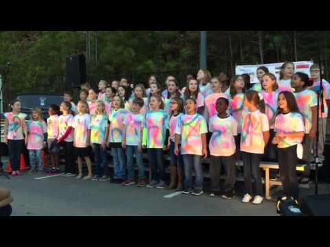 Stand By Me (Music Express)- CCA Choir