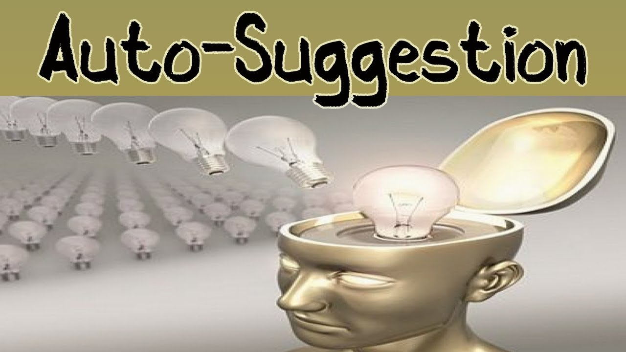 Download Positive suggestion | Self Hypnosis Techniques | What is Auto Suggestion