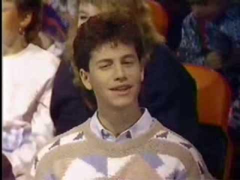 Ice Capades With Kirk Cameron 1988 ABC Promo