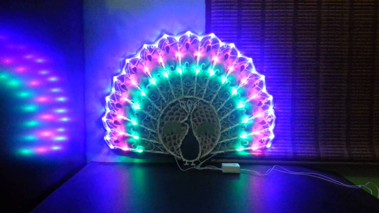 rgb decor serial product detail led lights light rope decorative outdoor christmas decoration