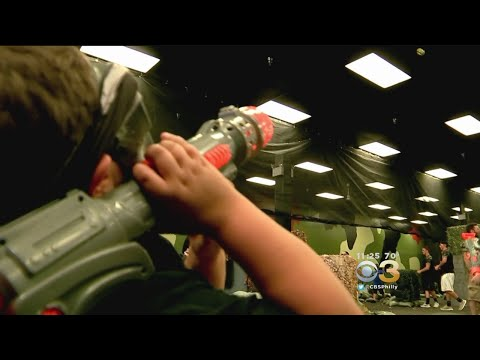 Darts Of War Takes Aim At Family Fun In South Jersey
