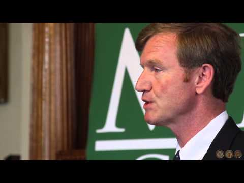 Milne announces candidacy for Vermont Governor