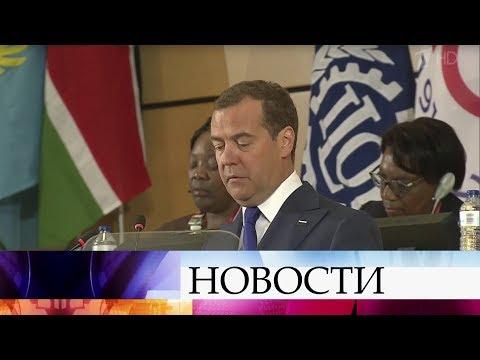 Дмитрий Медведев не исключил введения четырехдневной рабочей недели.
