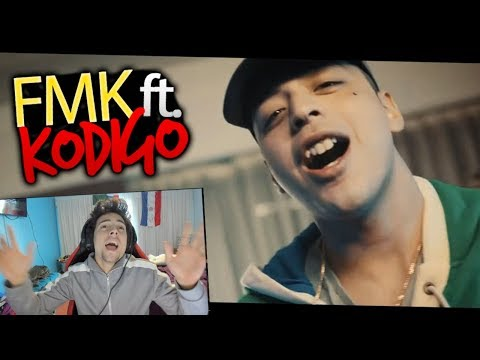FMK ft. Kodigo - Ahora no | REACCIÓN