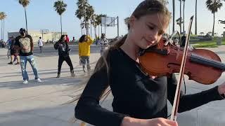 Coffin Dance - Senorita on Violin - Karolina Protsenko