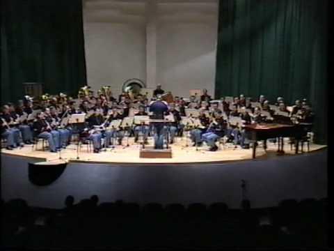 Omaggio a Bellini (Part 1) (S. Mercadante) (Banda dell'Esercito)