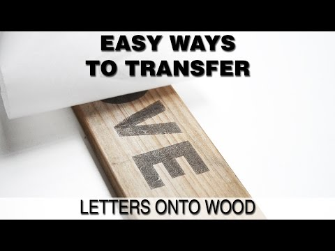 Full download how to transfer an inkjet print onto wood for How do i transfer a picture onto wood