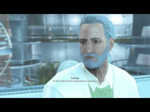 Fallout 4 - [SPOILERS] After the Battle of Bunker Hill - Institute Side