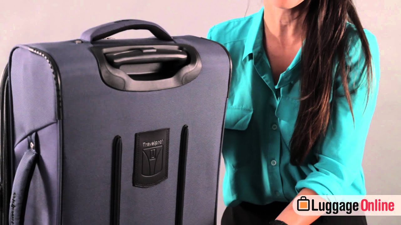 travelpro maxlite 2 collection review by luggage online youtube - Travel Pro Luggage