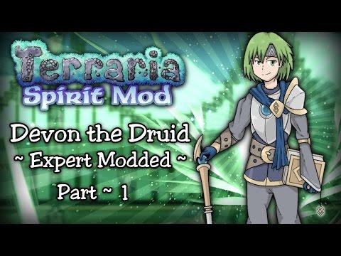 tModLoader - The Spirit Mod! | Terraria Community Forums
