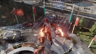 inFamous: Second Son - Special Abilities - Gameplay (PS4)