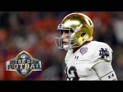 Notre Dame Blue Gold Game 2019 | EXTENDED HIGHLIGHTS | 4/13/19 | NBC Sports