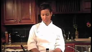Chef Angela Gorham Shows You How To Make Teriyaki Salmon Salad