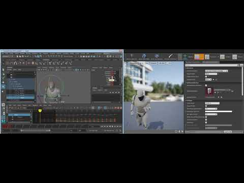 Connecting Unreal Engine 4 to Maya with Live Link | Unreal Engine