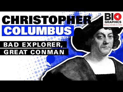 Christopher Columbus Biography: Bad Explorer, Great Conman