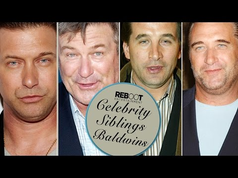 Celebrity Siblings  The Baldwins