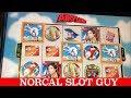 HUGE PICKING BONUS WIN ON AIRPLANE @ Cosmopolitan | NorCal Slot Guy