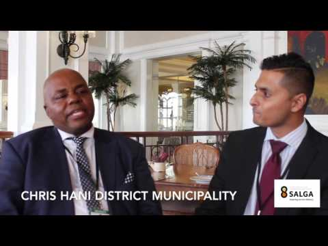 Chris Hani District Municipality SALGA NMA 2016 Interview