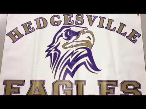 Hedgesville Middle School Cheer 2018-2019