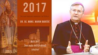 Božićna poruka nadbiskupa Barišića: Žena-majka duša je obitelji i društva!