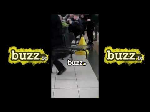 Blanchardstown shopping centre brawl