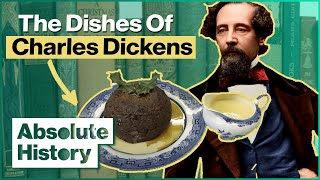 What We Know About Victorian Foods From Charles Dickens  A Cook Back In Time  Absolute History