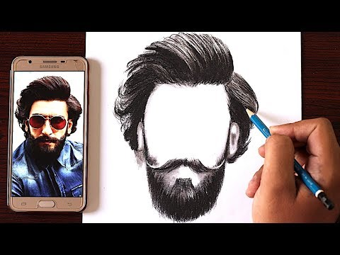 how-i-draw-realistic-hairs-[step-by-step]