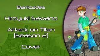Barricades (Cover) - Attack on Titan Season 2 OST [Hiroyuki Sawano] (Feat. Jayhan)