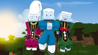Minecraft: DRAGON BALL 👊 #3 - TRATO COM UM ANJO !! ‹ Ine › thumbnail