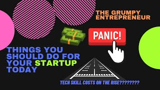 COVID19 WILL IMPACT STARTUPS AND FOUNDERS   WHAT I WOULD DO TODAY   DONT PANIC, SHAREHOLDER COMMS,