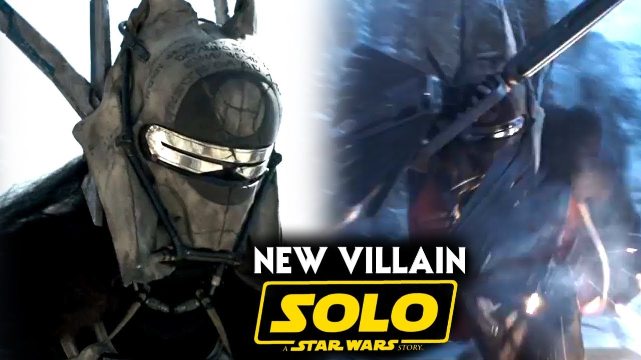 Image result for solo a star wars story villain