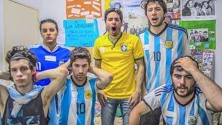 Download Video Argentina 0 Brasil 3 | Eliminatorias Rusia 2018 | Reacciones de Amigos MP3 3GP MP4