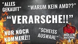 WIR MÜSSEN REDEN! - Q&A zur Höllenmaschine 8 mit der8auer