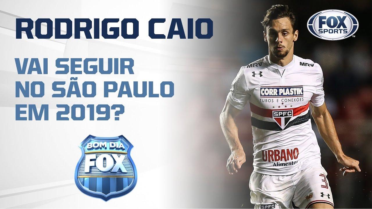 MERCADO DA BOLA! Rodrigo Caio foi sondado por Flamengo e Grêmio ... 5ee27a04a7893