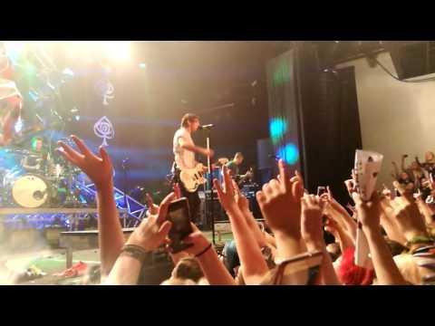 All Time Low - Somewhere in Neverland Live @ Melkweg, Amsterdam 04/04/2017