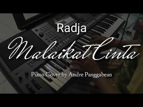 Malaikat Cinta - Radja   Piano Cover by Andre Panggabean